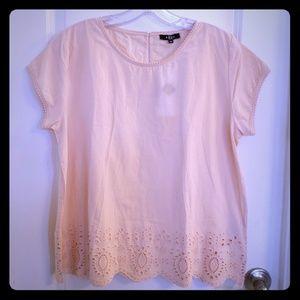 TEX Tops - Short Sleeve Blouse